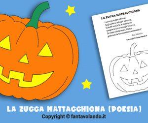 La zucca Mattacchiona (poesia)