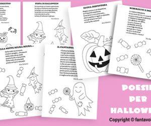 Poesie per Halloween