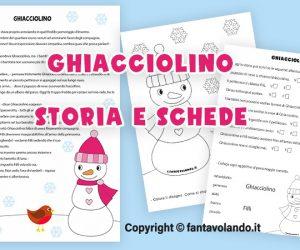 Inverno: Ghiacciolino (storia e schede)