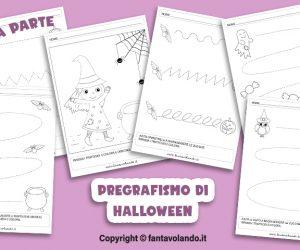 Pregrafismo di Halloween (seconda parte)