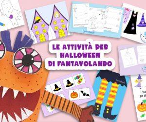 Halloween: lavoretti, attività per bambini, decorazioni, schede, pregrafismo, disegni,  festoni, biglietti, giochi, storie, poesie, coding