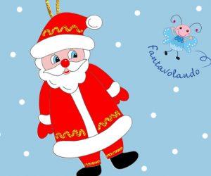 Un simpatico Babbo Natale