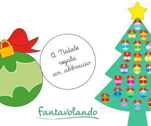 Il calendario dell'Avvento (l'albero di Natale)