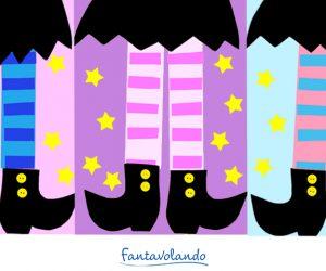 Le calze della strega Bibò