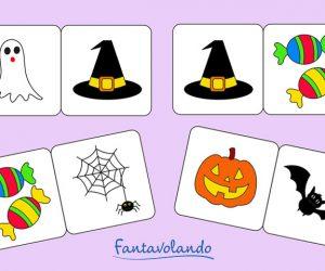 Il domino di Halloween