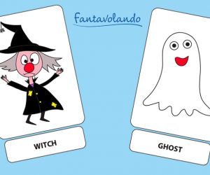 Happy Halloween (flashcards)