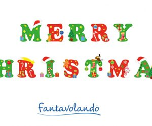 Merry Christmas (il festone)