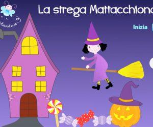 La strega Mattacchiona (storia animata per LIM)