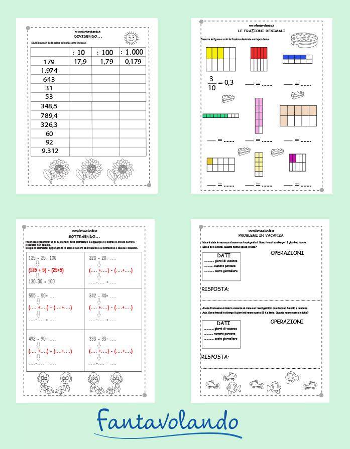 Giochi Matematici On Line Quarta Elementare - Lacocinadenova