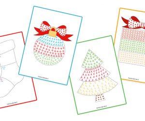 Grafismi natalizi