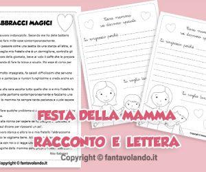 Festa della mamma: Abbracci magici (racconto e lettera)