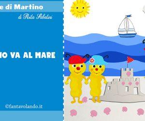 Martino va al mare (storia animata)