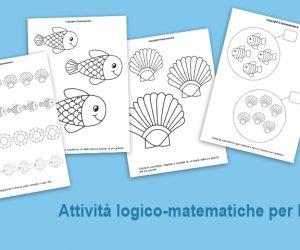 Schede logico-matematiche per l'estate