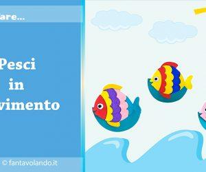 Pesci in movimento