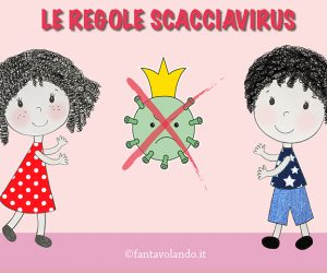 Le regole scacciavirus (animazione)