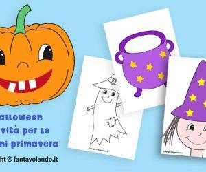 Halloween: attività per le sezioni primavera
