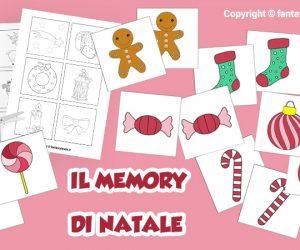 Il memory di Natale