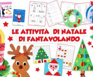 Natale: lavoretti, schede didattiche, decorazioni, attività per bambini, festoni, biglietti di auguri, disegni, pregrafismo, storie, poesie, coding