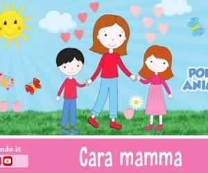 Poesie per la festa della mamma: Cara mamma