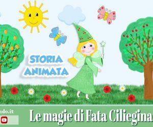 Estate: Le magie di Fata Ciliegina (storia animata)