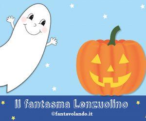 Il fantasma Lenzuolino (poesia animata)