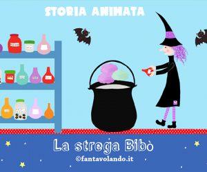 La strega Bibò (storia animata)